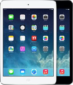 iPad mini com tela Retina