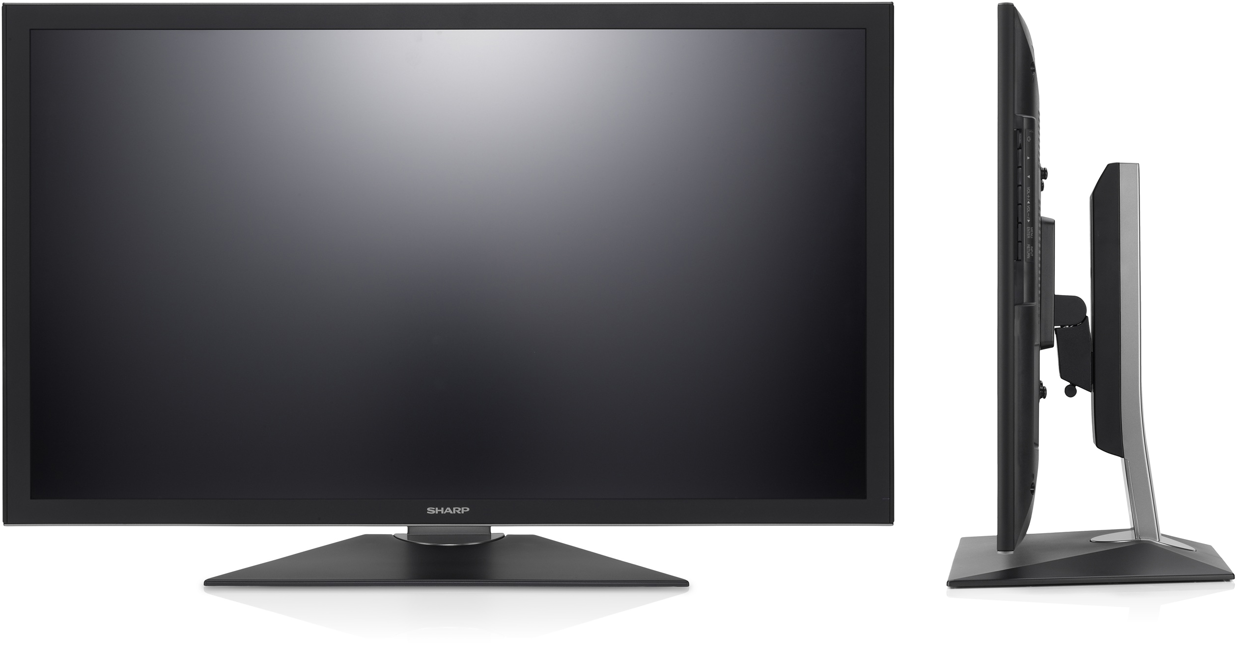 "Sharp 32"" PN-K321 - 4K Ultra HD LED Monitor"