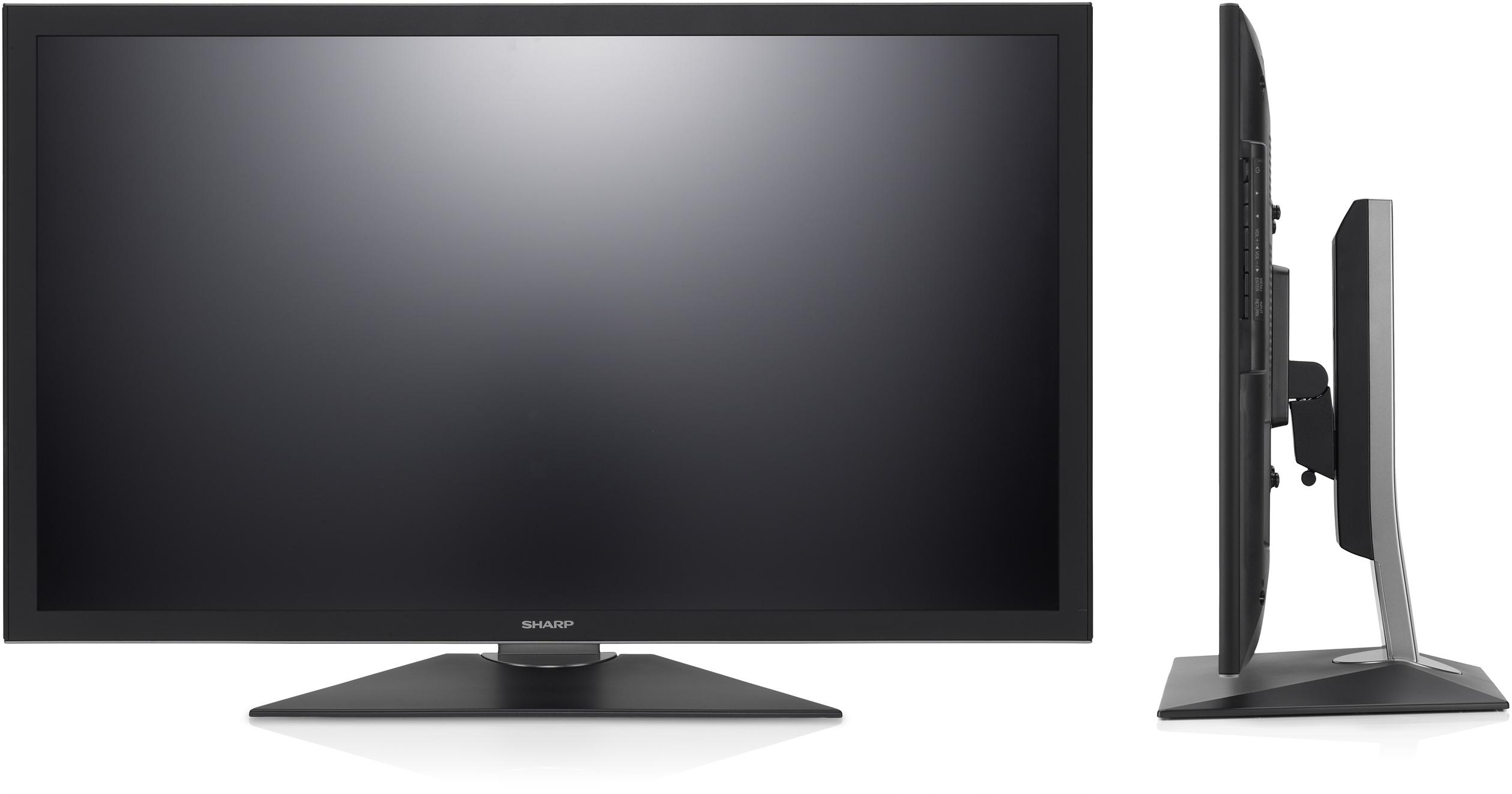 "Sharp 32"" PN-K321 - 4K Ultra HD LED Monitor"