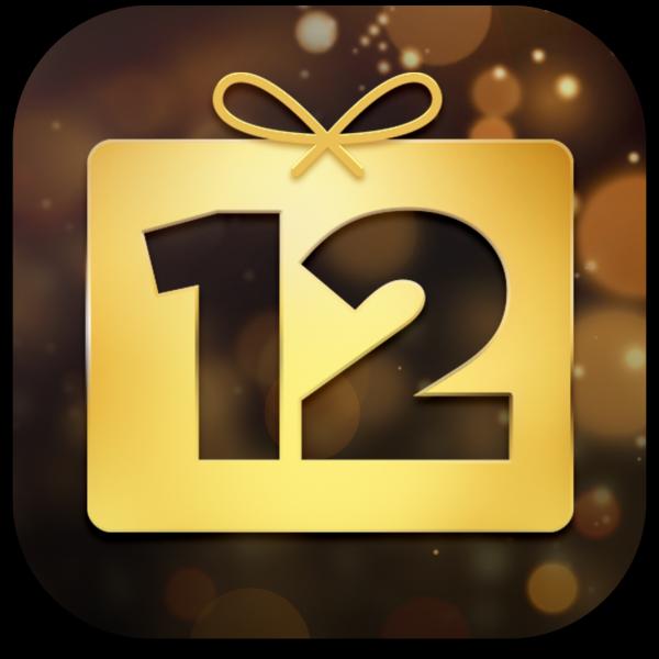 Ícone - 12 dias de presentes