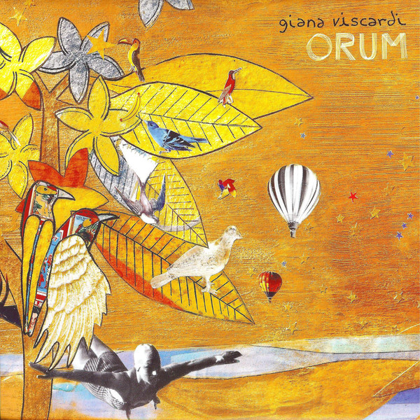 """Capa do álbum """"Orum"""""""