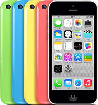 iPhones 5c
