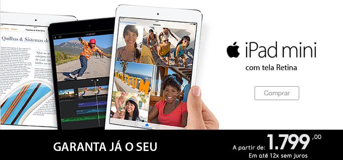 iPad mini na Fnac
