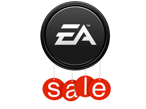 EA Sale Logo