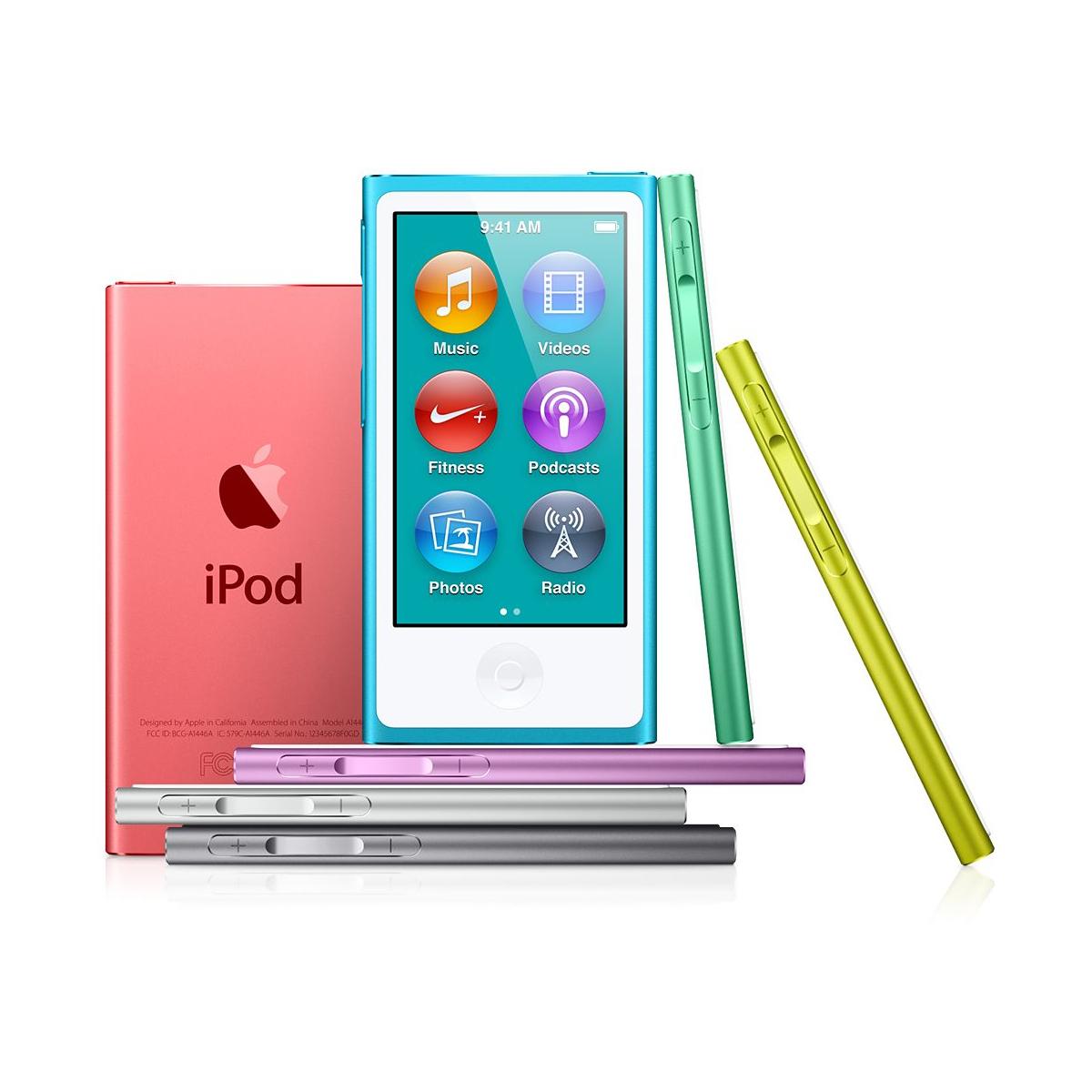 iPod nano de sétima geração