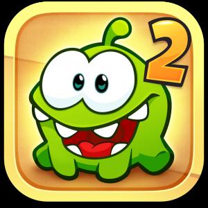 Ícone do jogo Cut the Rope 2 para iOS