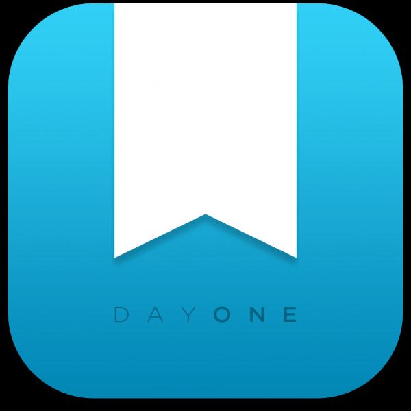 Ícone do app Day One para iOS