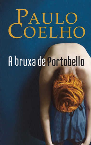 Livro - A Bruxa de Portobello