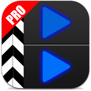 Ícone - Double Video Player Pro