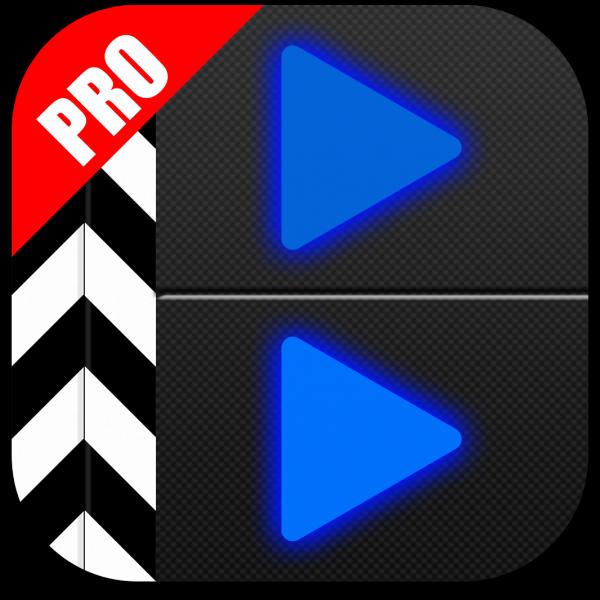 Ícone - Double Video Player Pro