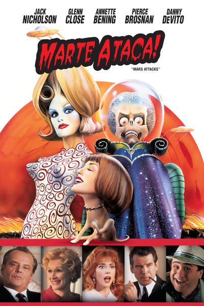 Filme - Marte Ataca!
