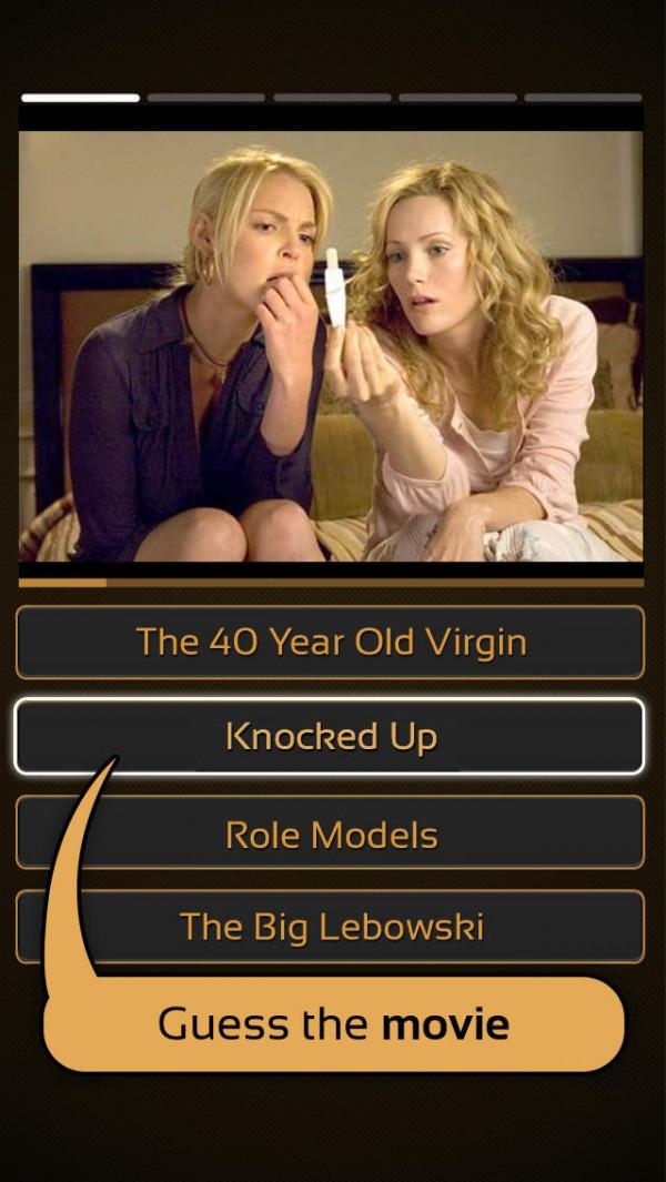 Screenshot de MoviePop