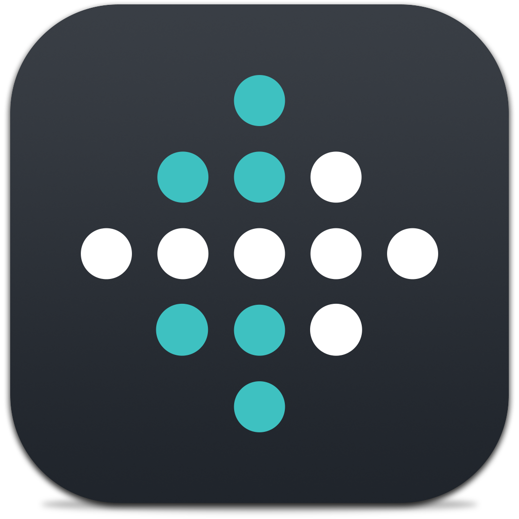 Ícone do app Fitbit para iPhones/iPods touch