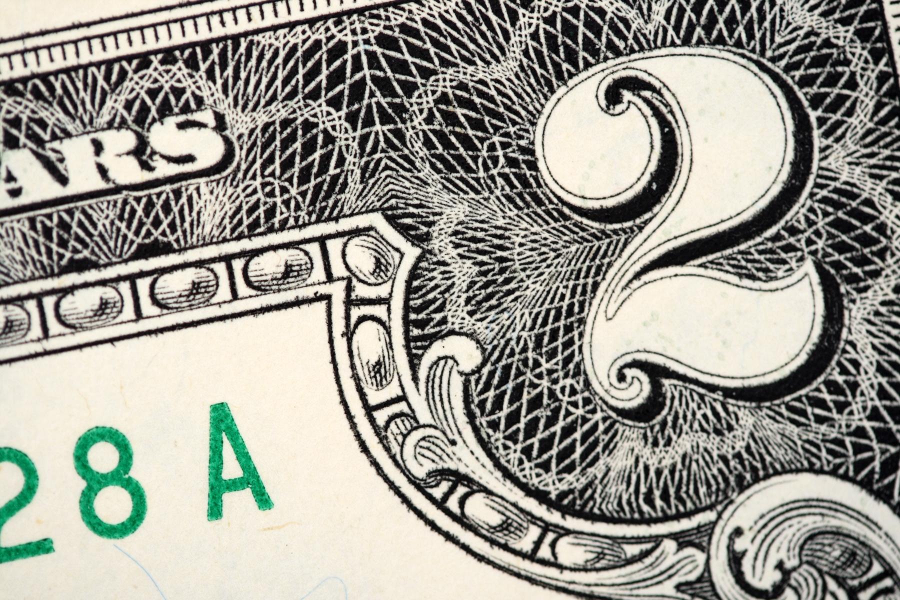 Nota de dois dólares