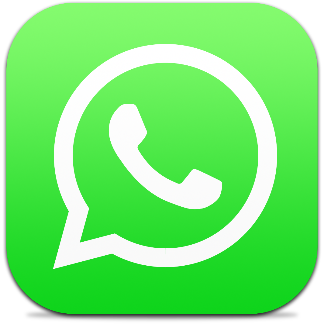 Ícone do app WhatsApp Messenger para iPhones