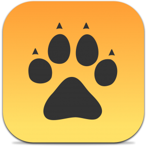 Ícone do app MyPets para iPhones/iPods touch