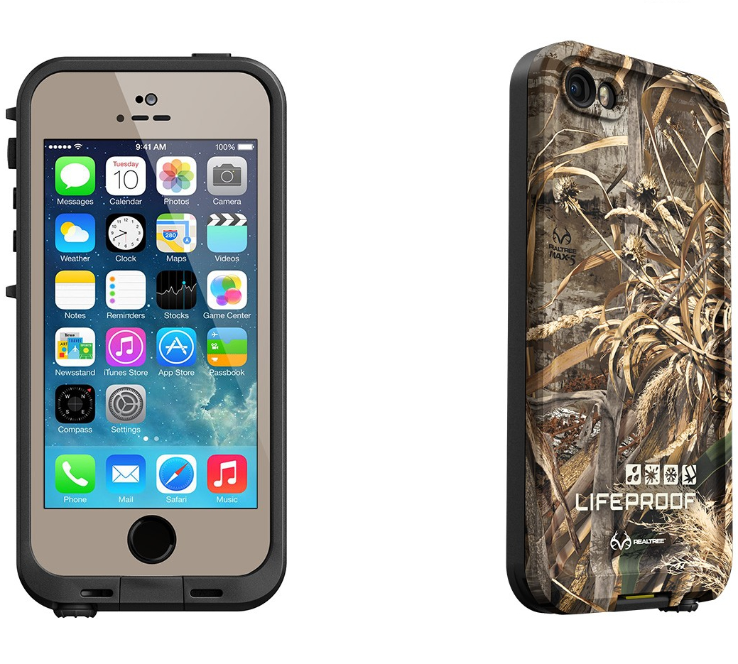 LifeProof iPhone 5/5s frē Case Realtree