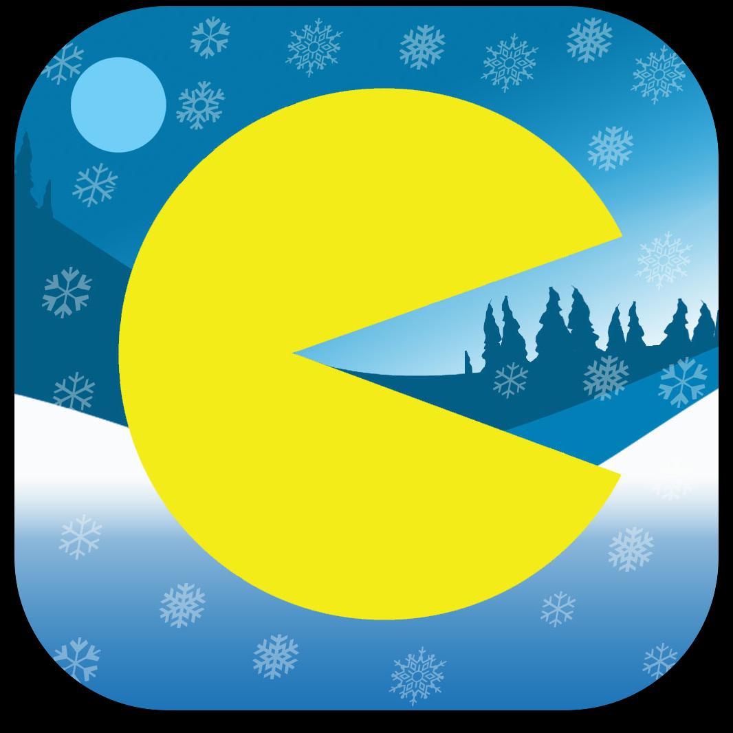 Ícone do jogo PAC-MAN para iOS