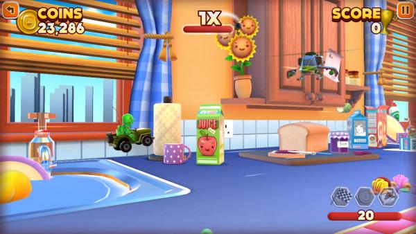 Joe Danger Infinity - Screenshot