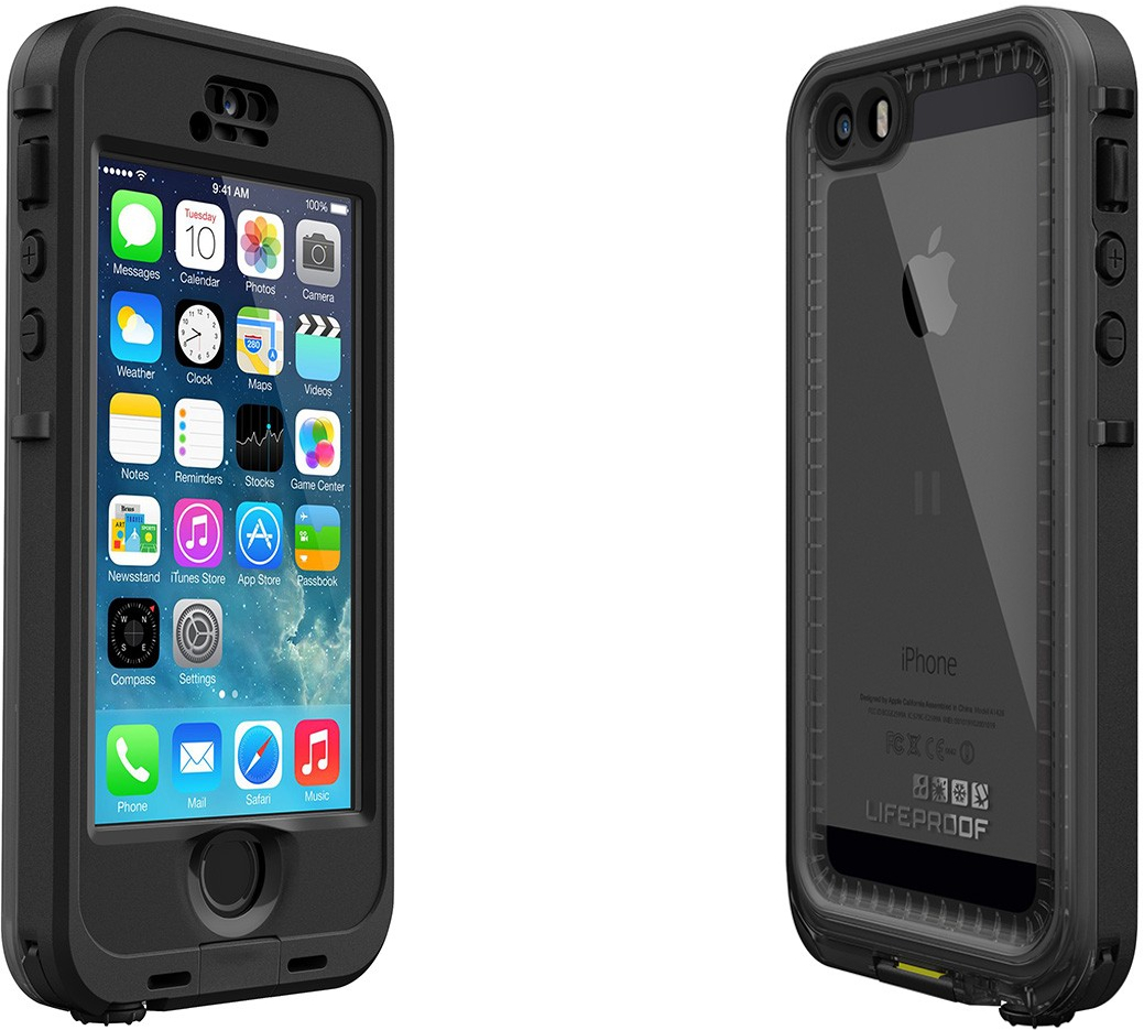 LifeProof iPhone 5s nüüd Case