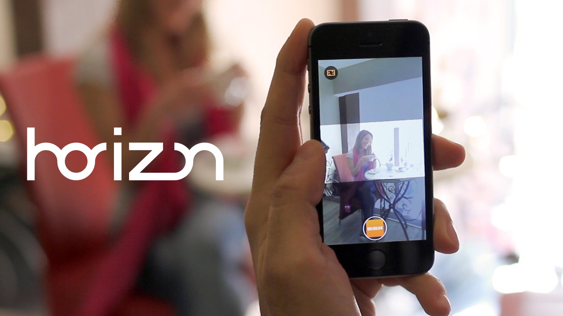 App Horizon para iOS
