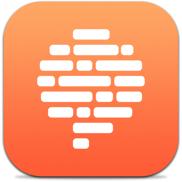 Ícone do app Confide para iPhones/iPods touch