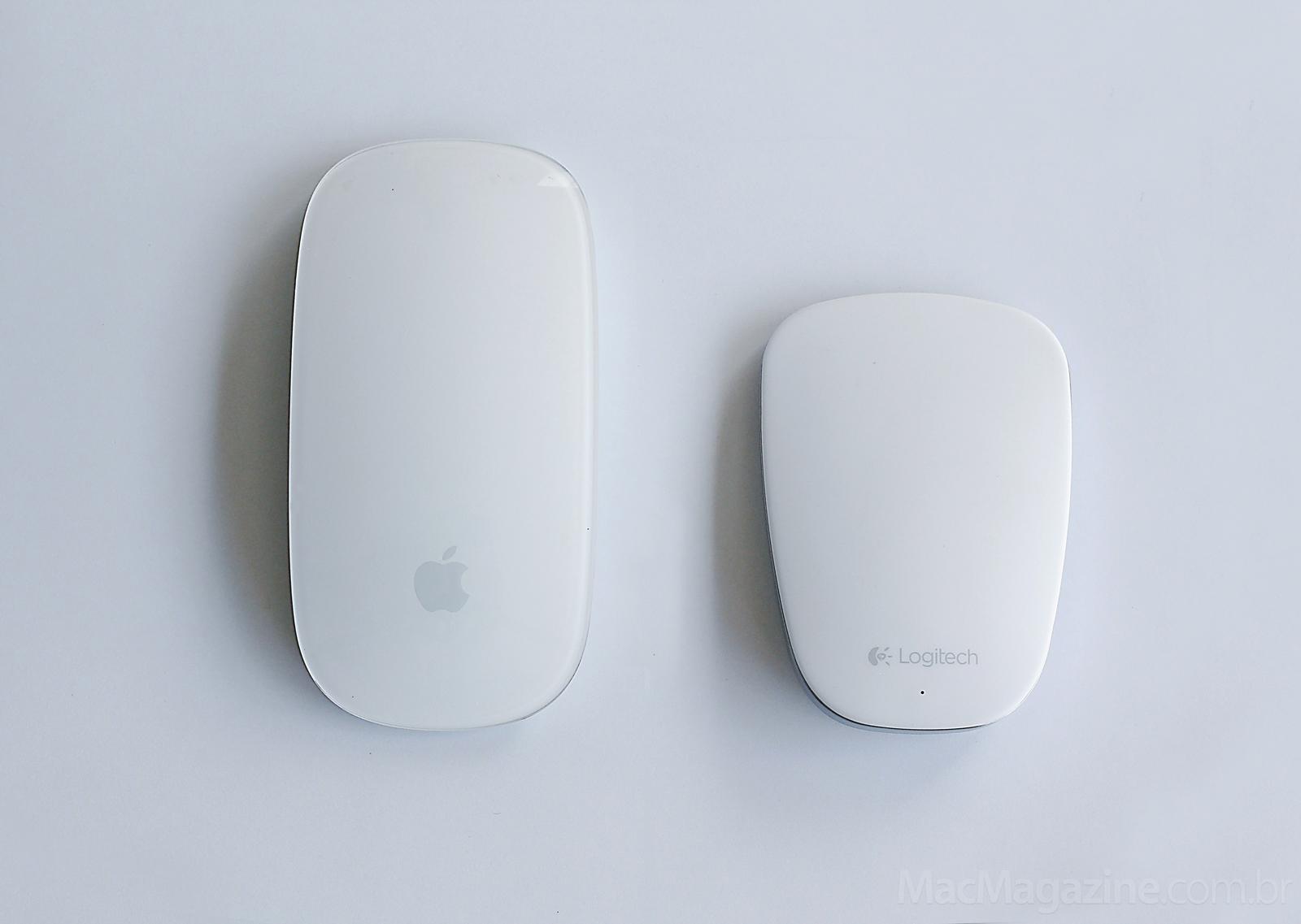 Logitech Ultrathin Touch Mouse T631