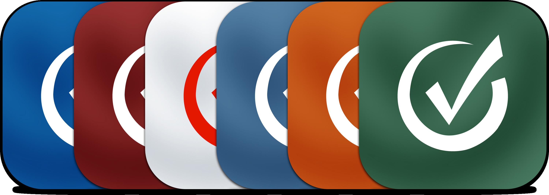 Ícones - apps Quiz