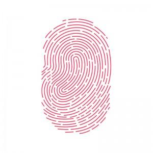 Impressão digital - Touch ID