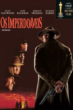 """Cartaz do filme """"Os Imperdoáveis"""""""