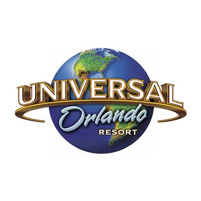 Logo do Universal Orlando Resorts