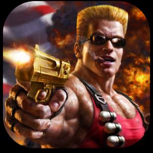 Ícone do jogo Duke Nukem Manhattan Project para iOS
