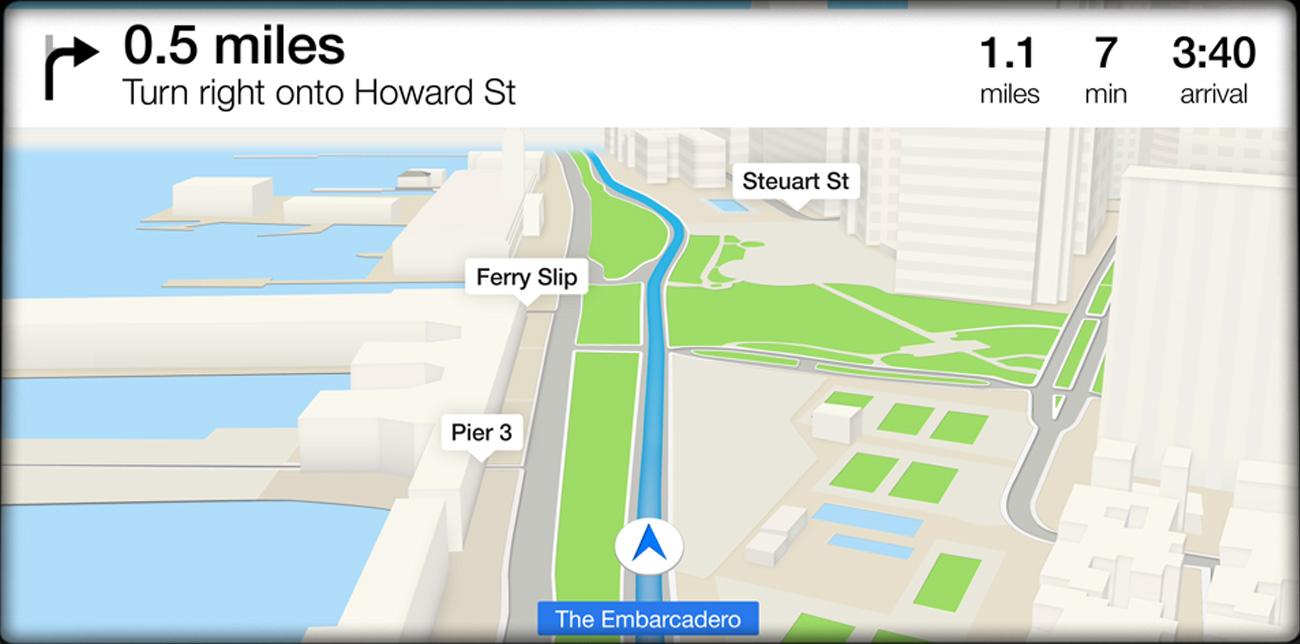 iOS no Carro
