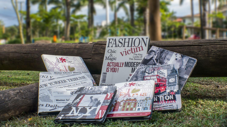 Capas da Akashi em promoção na Loja MacMagazine