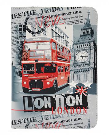 Capa LONDON, da Akashi