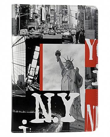 Capa NEW YORK, da Akashi