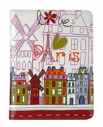 Capa PARIS, da Akashi