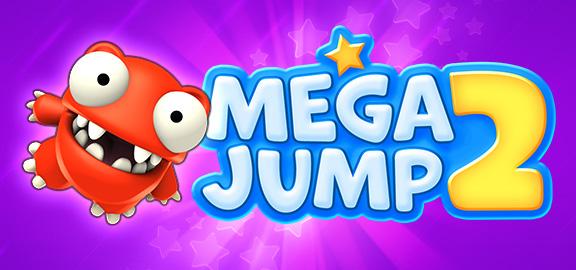 Mega Jump 2 - Banner