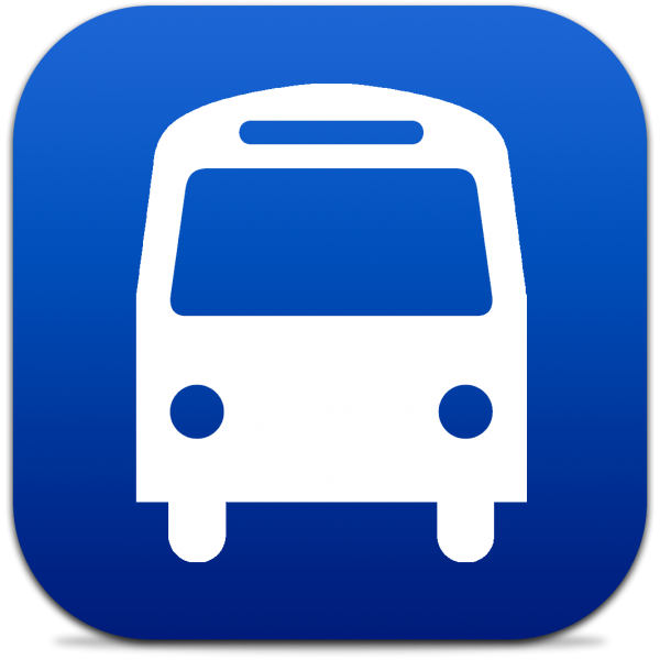 Ícone do app Busão EMTU para iPhones/iPods touch