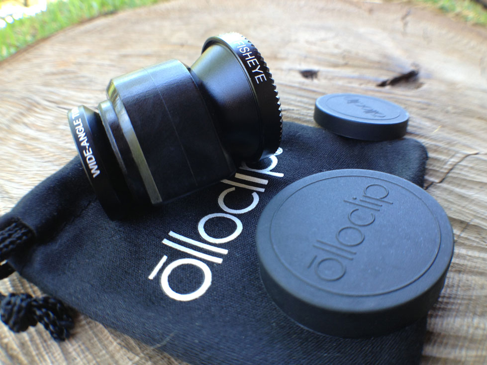 Kit de lentes 3-em-1, da olloclip