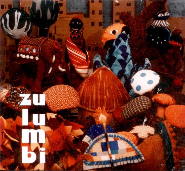 Capa do álbum Zulumbi