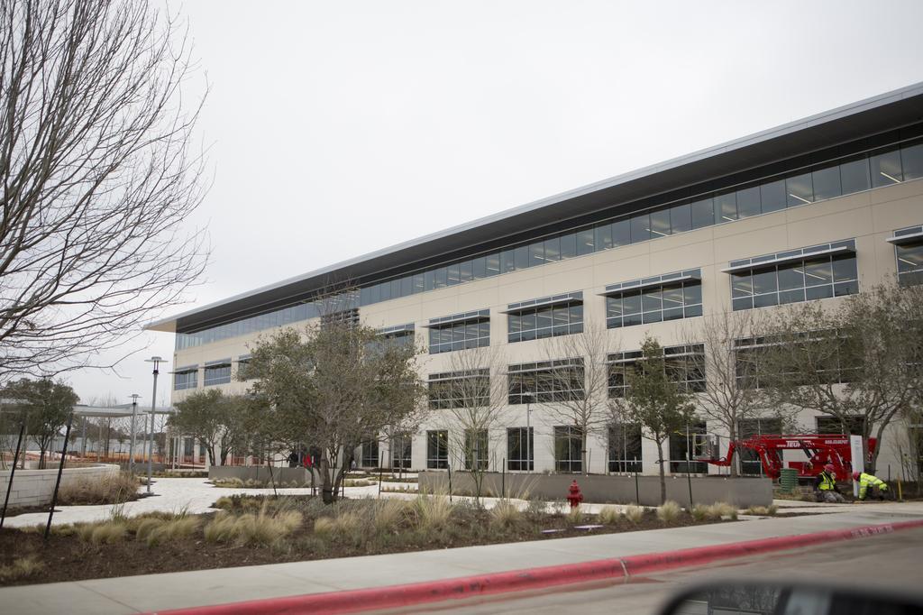 Novo campus da Apple em Austin, no Texas