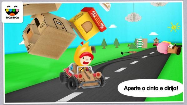 Screenshot de Toca Cars