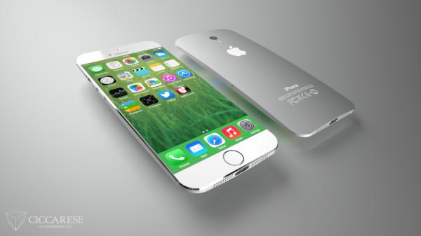 Mockup de iPhone 6