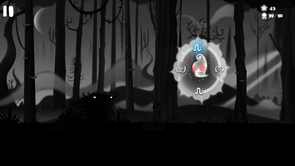 Jogo Darklings - Screenshot