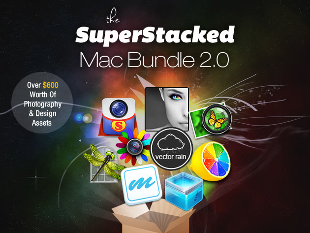 StackSocial - The SuperStacked Mac Bundle 2.0