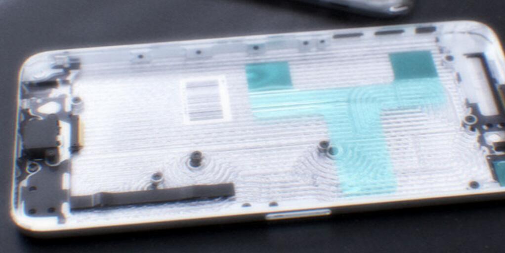 Suposta carcaça do iPhone 6