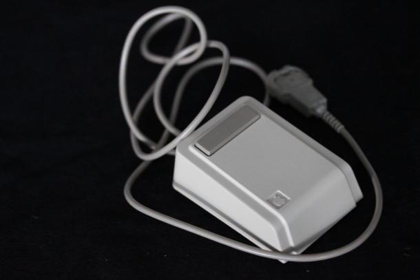 Mouse enterrado por Steve Jobs