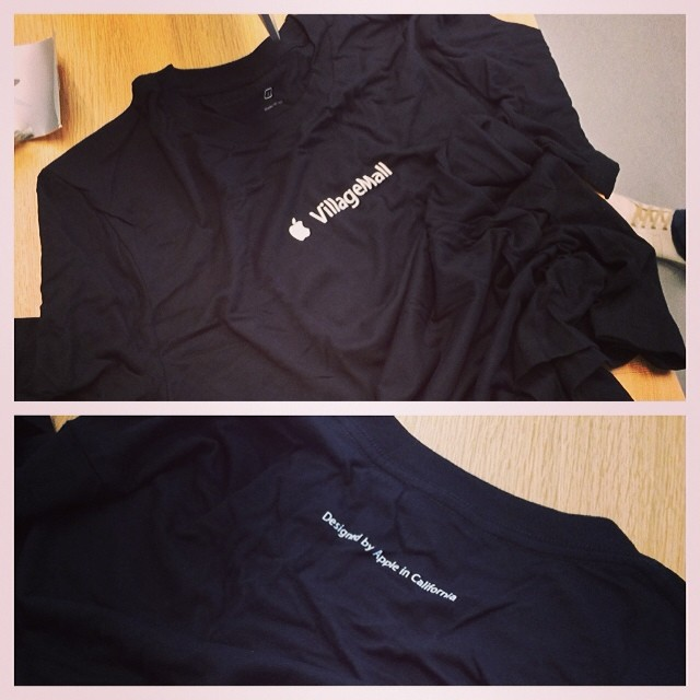 Camiseta da Apple Retail Store - VillageMall