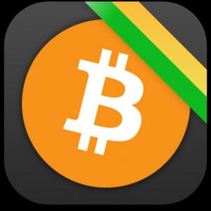 ícone do app Bitcoin Brasil para iPhones/iPods touch